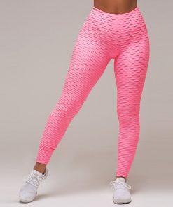 Roza športne Push Up pajkice FitJean